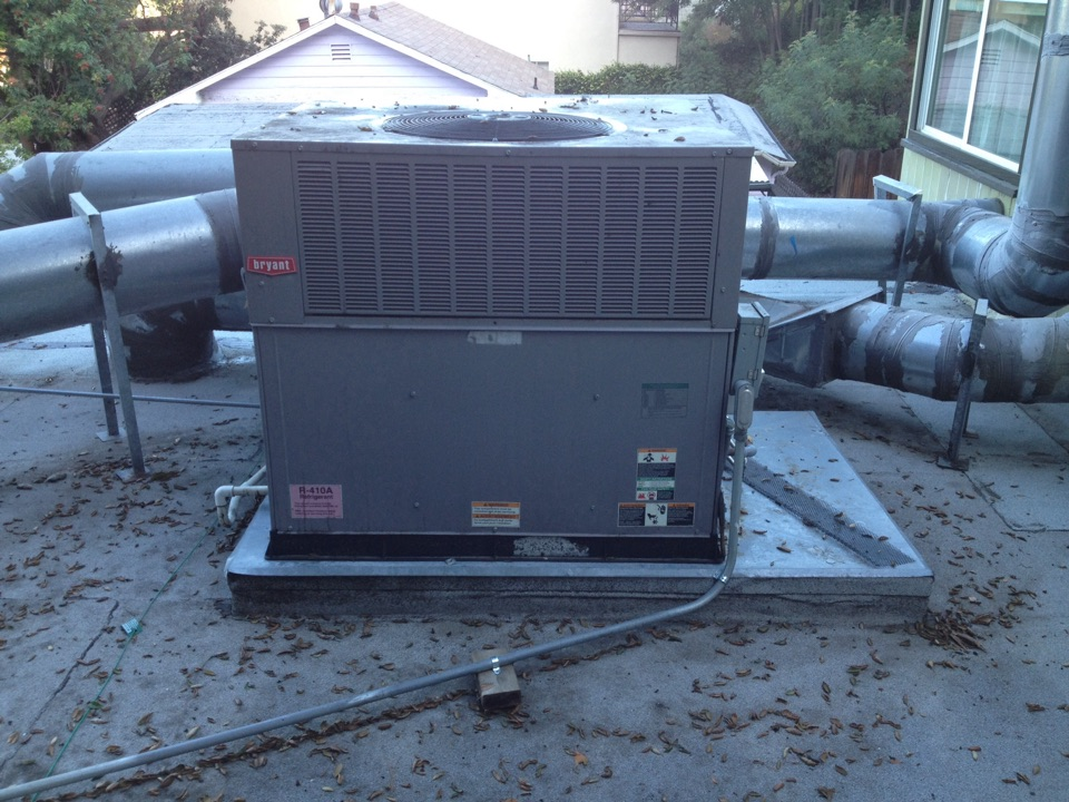 San Dimas, CA - Troubleshooting heat pump water leak carrier
