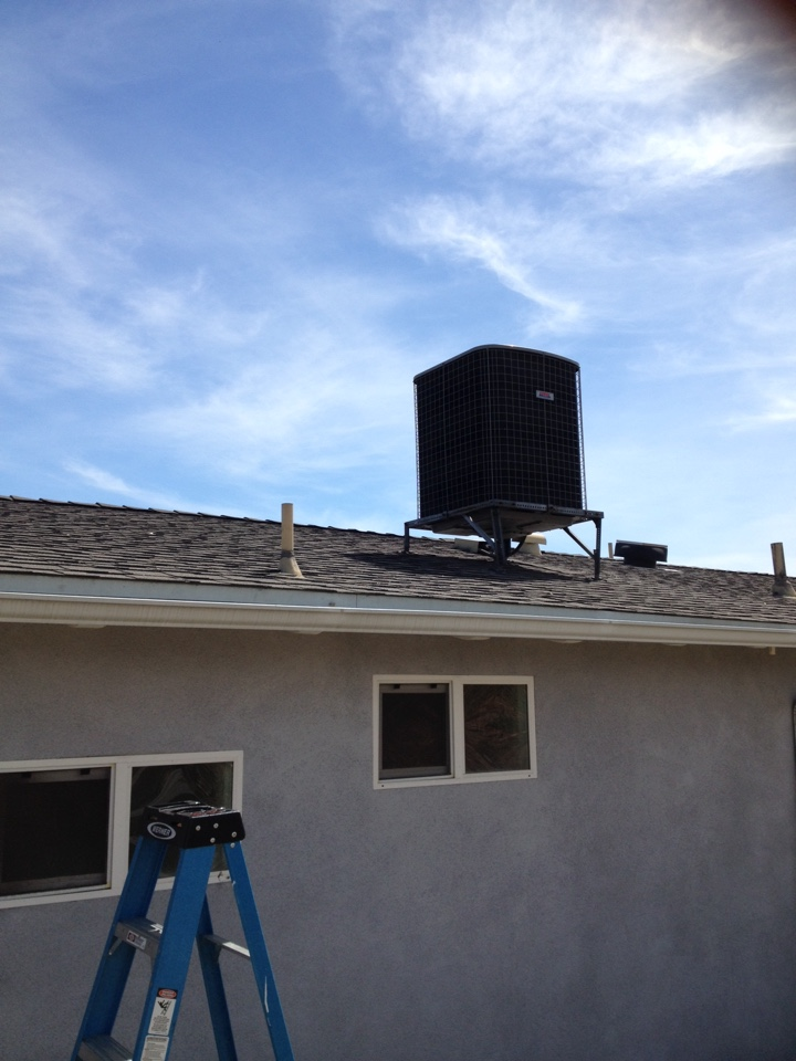 Rosemead, CA - Troubleshooting rooftop air-conditioning unit not responding to thermostat