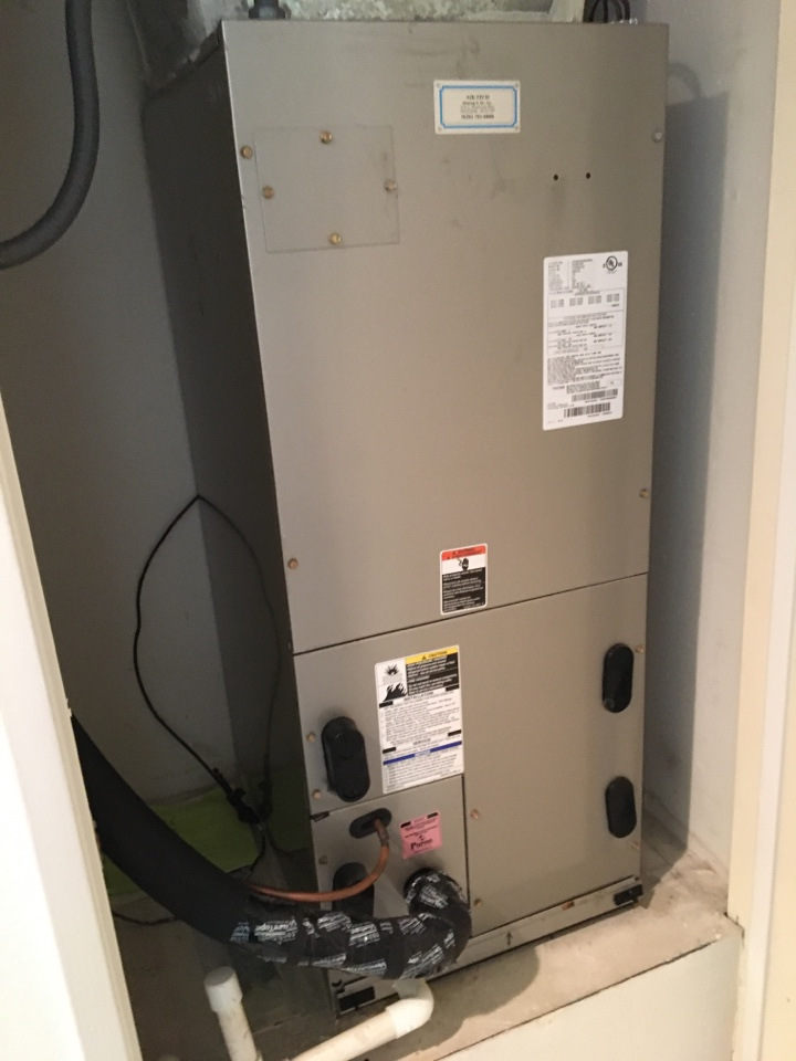 South Pasadena, CA - Service Carrier Split System