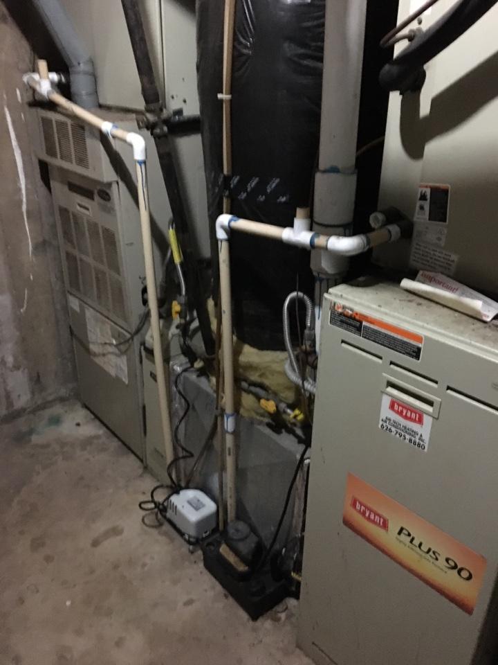San Marino, CA - Maintenance 2 Split Systems