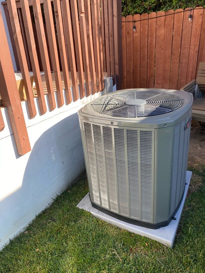 Rosemead, CA - Serviced rheem heating and air conditioning system