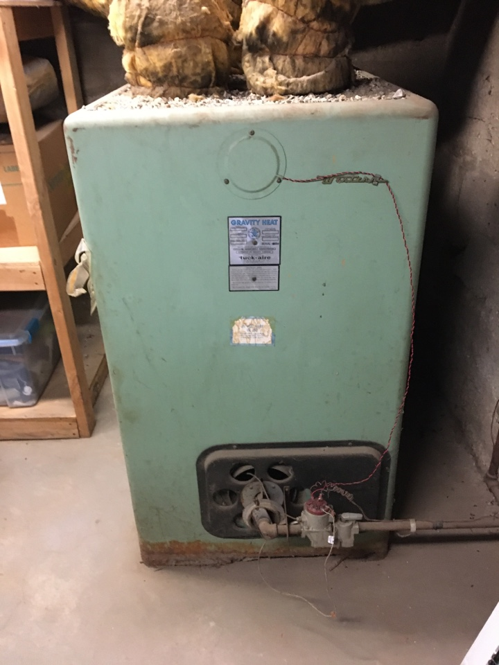 South Pasadena, CA - Service Gravity Furnace