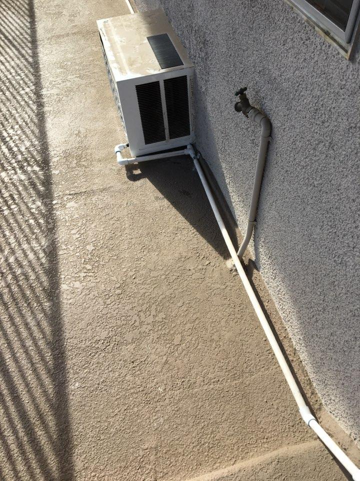 Sierra Madre, CA - Install drain line