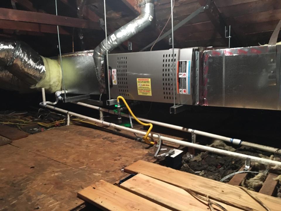 Rosemead, CA - Maintenance Lennox Split System