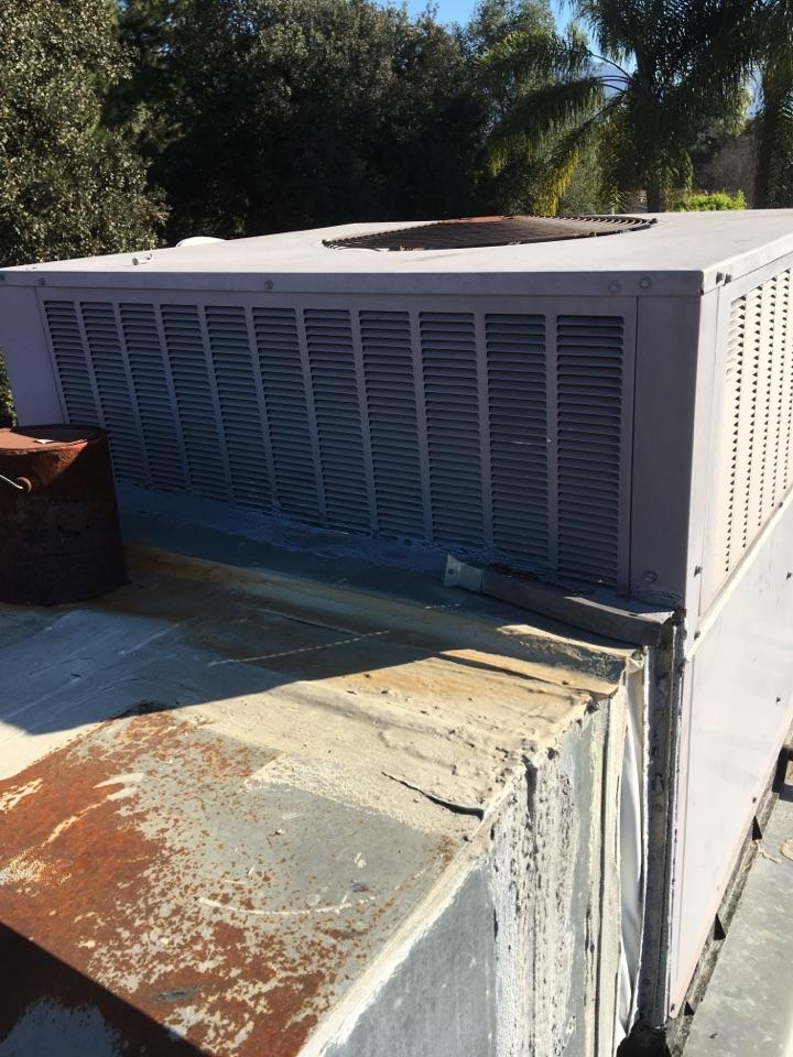 San Marino, CA - Maintenance 1 pkg unit 2 split system
