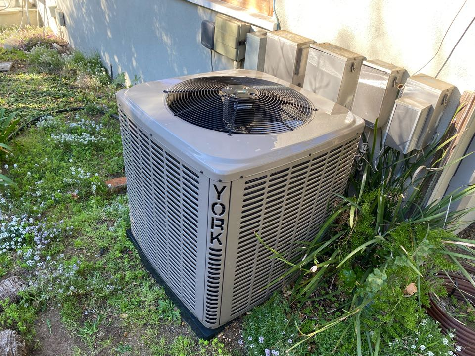 Altadena, CA - Perform preventative maintenance on York heating and air conditioning system