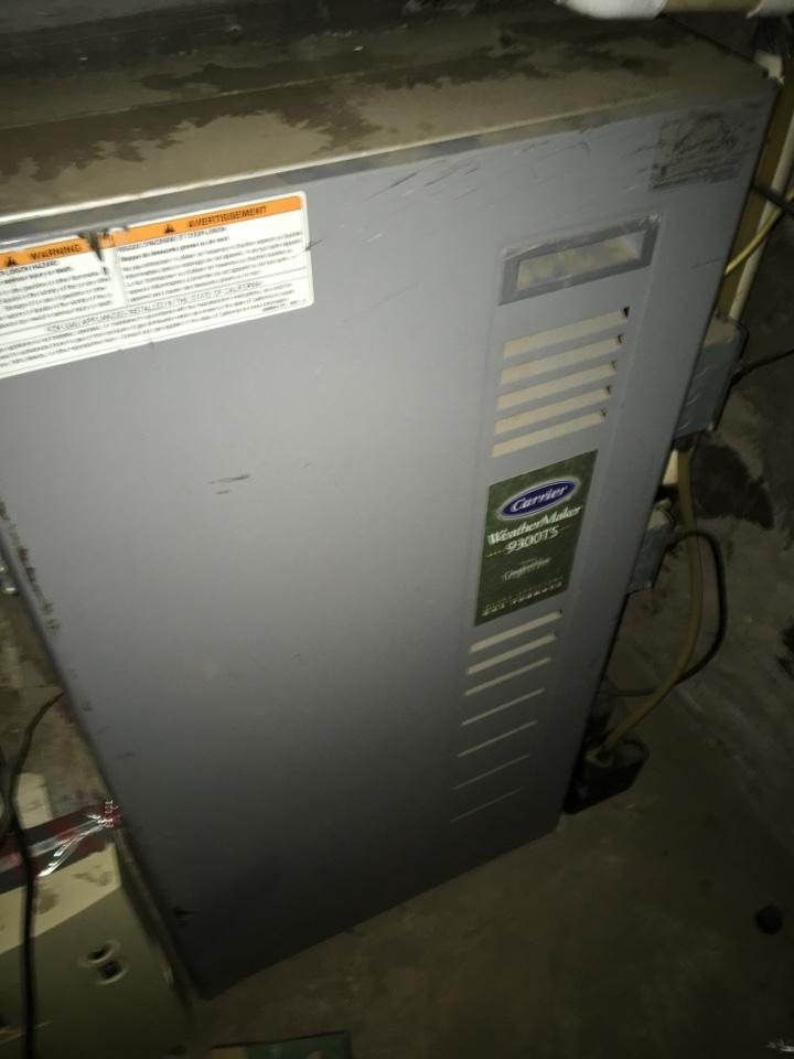 Altadena, CA - Maintenance Carrier Split System