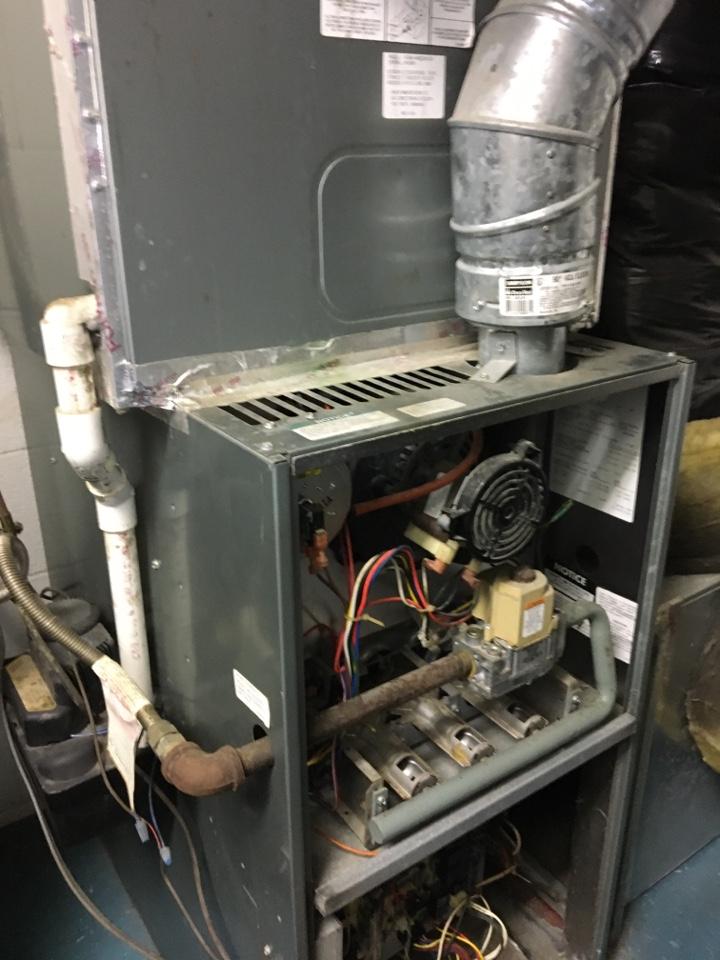 Sierra Madre, CA - Service Rheem furnace