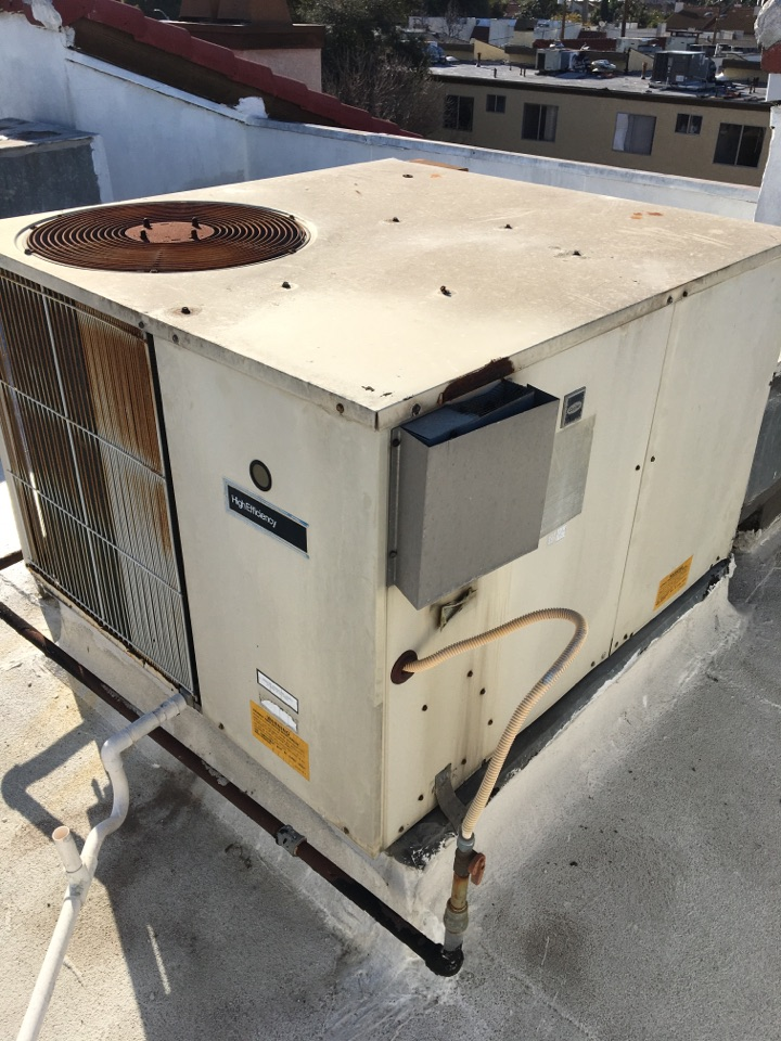 Alhambra, CA - Maintenance Carrier G/E Pkg Unit
