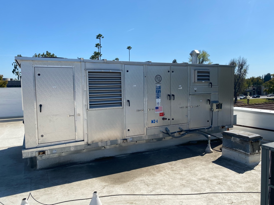 San Marino, CA - Install air scrubber on 4 seasons heating and air conditioning system