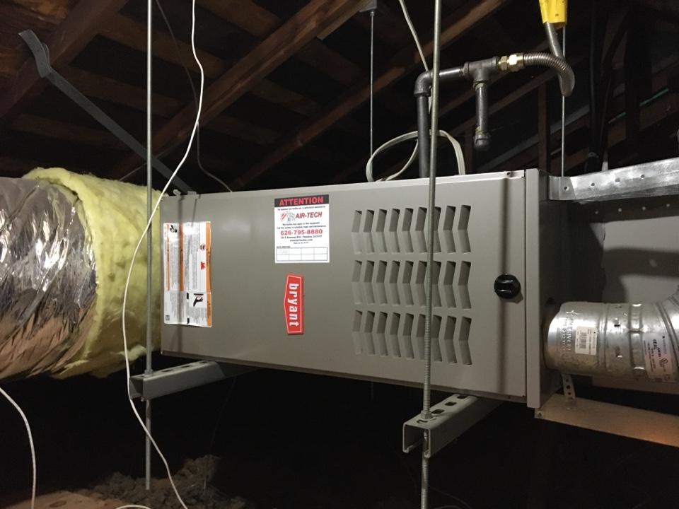 Pomona, CA - Maintenance Bryant Split System