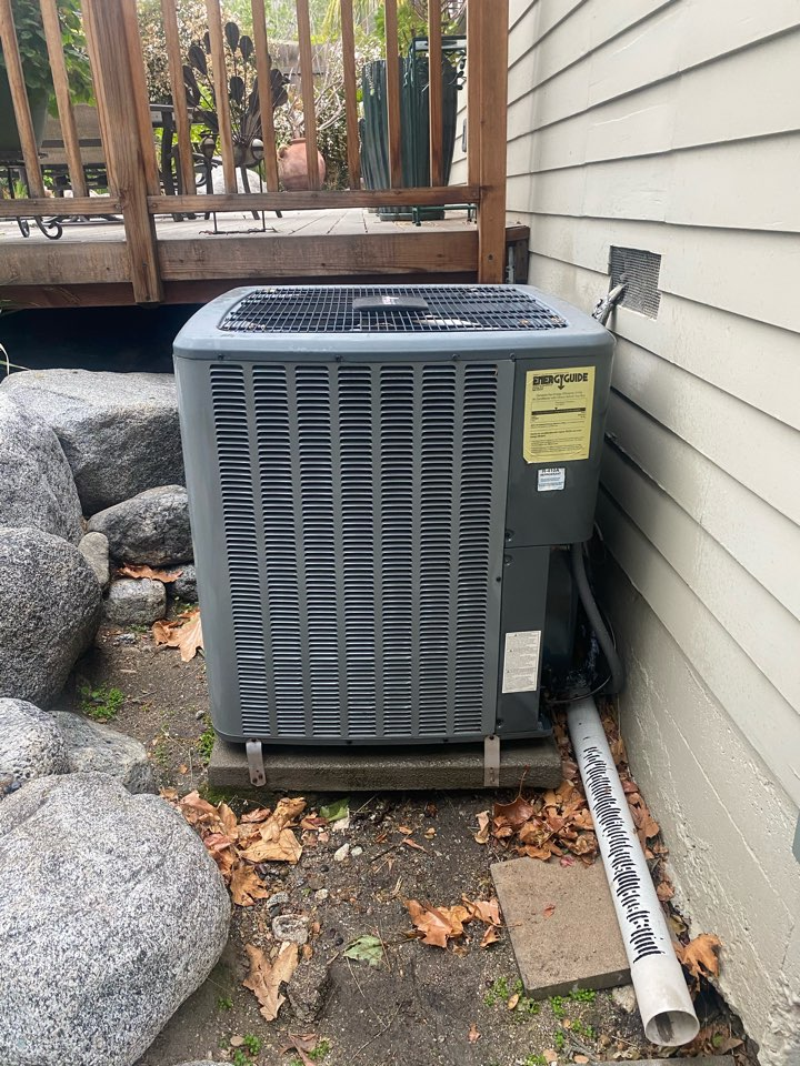 Arcadia, CA - Perform preventative maintenance on trane heating and air conditioning system