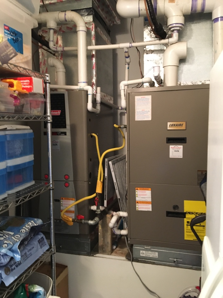 Pasadena, CA - Maintenance 2 Split Systems