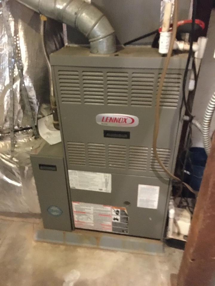 South Pasadena, CA - Maintenance Lennox Split System
