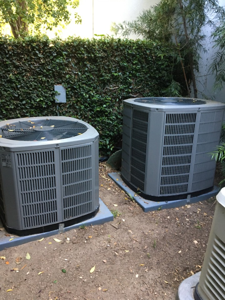 San Dimas, CA - Maintenance 2 Split Systems