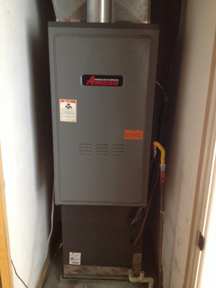 Yorba Linda, CA - Replacing filter dryer on heating and air-conditioning system