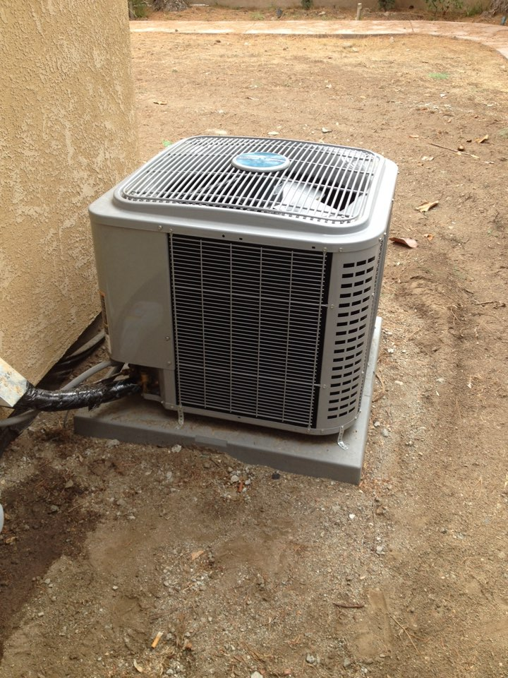 Claremont, CA - Start up new day and night heat pump system