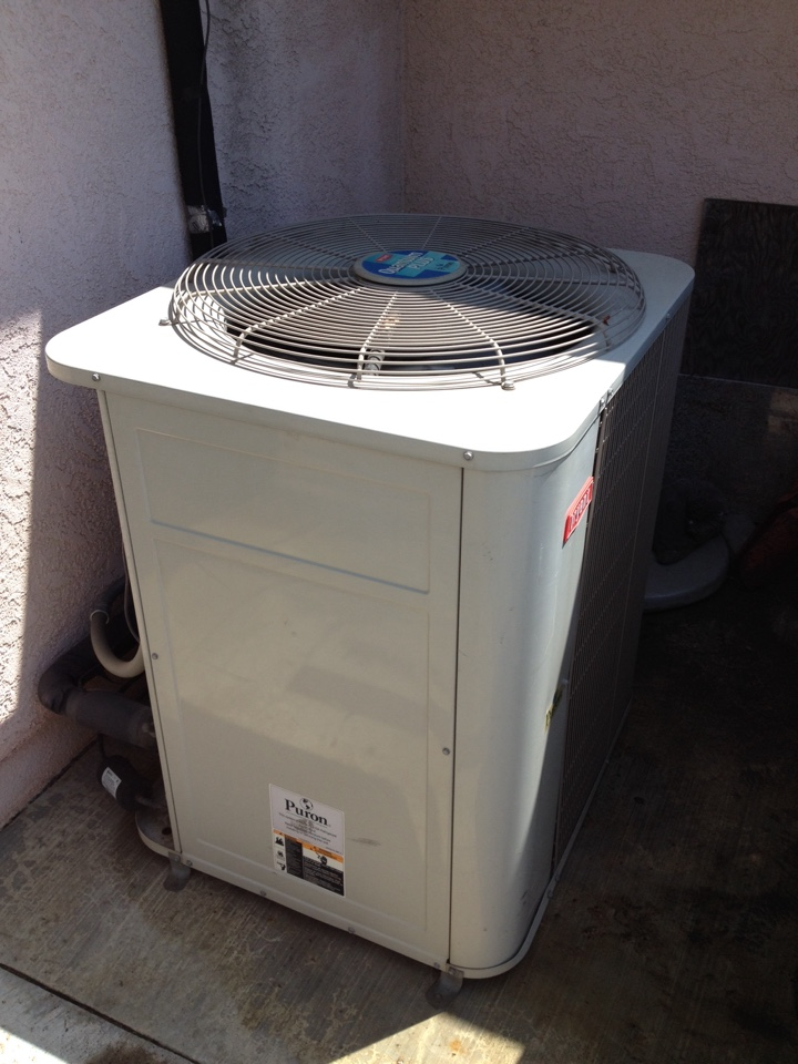 La Verne, CA - Troubleshoot Bryant air conditioning unit not cooling