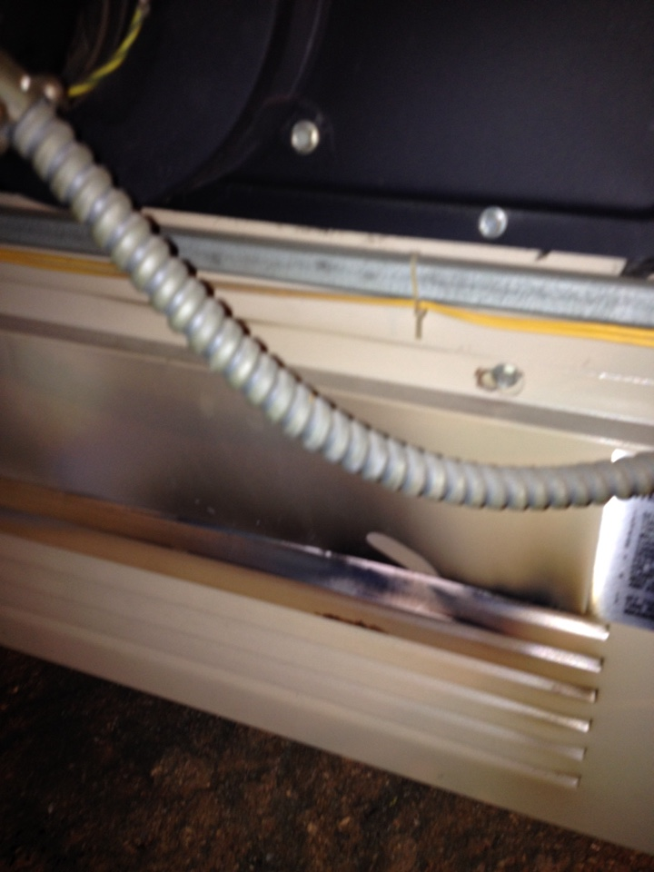 Rosemead, CA - Inspection of furnace due to flame roll out and control malfunction