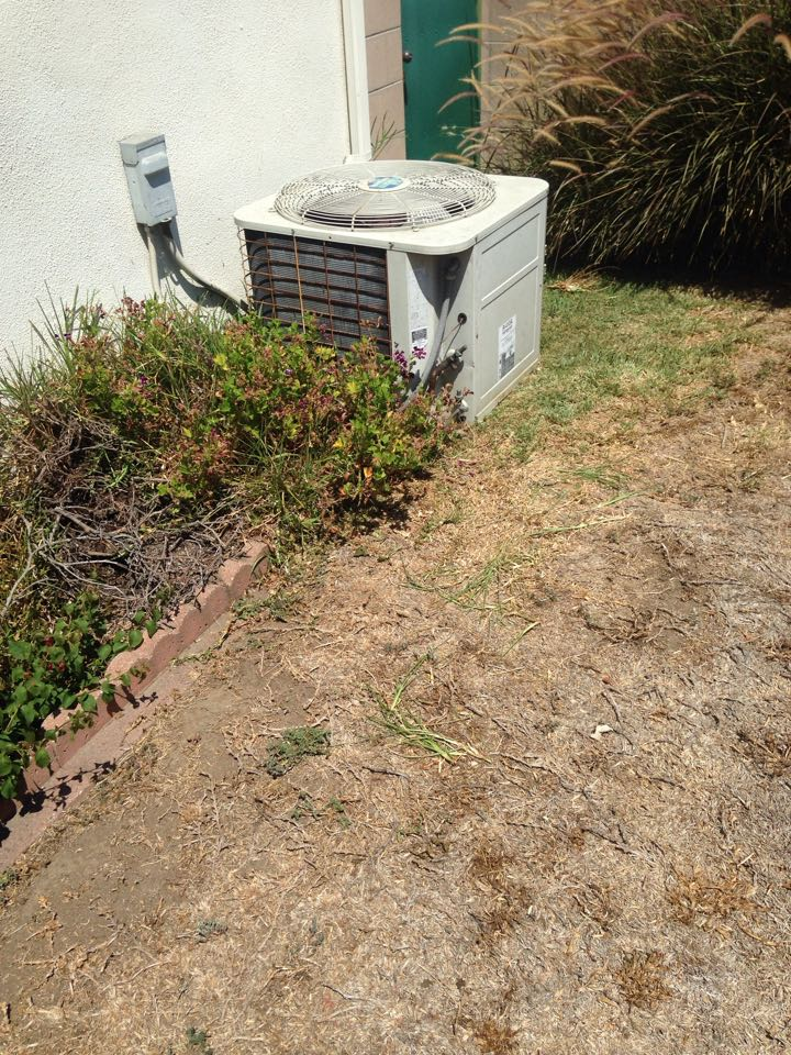 La Puente, CA - Troubleshooting split system not cooling