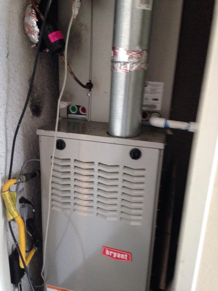 Orange, CA - Detective leak in evaporator coil