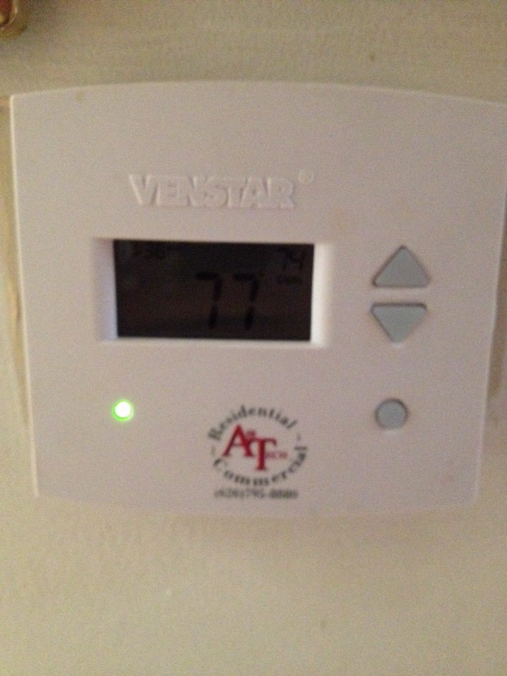 West Hollywood, CA - Troubleshoot Bryant system not cooling to set point