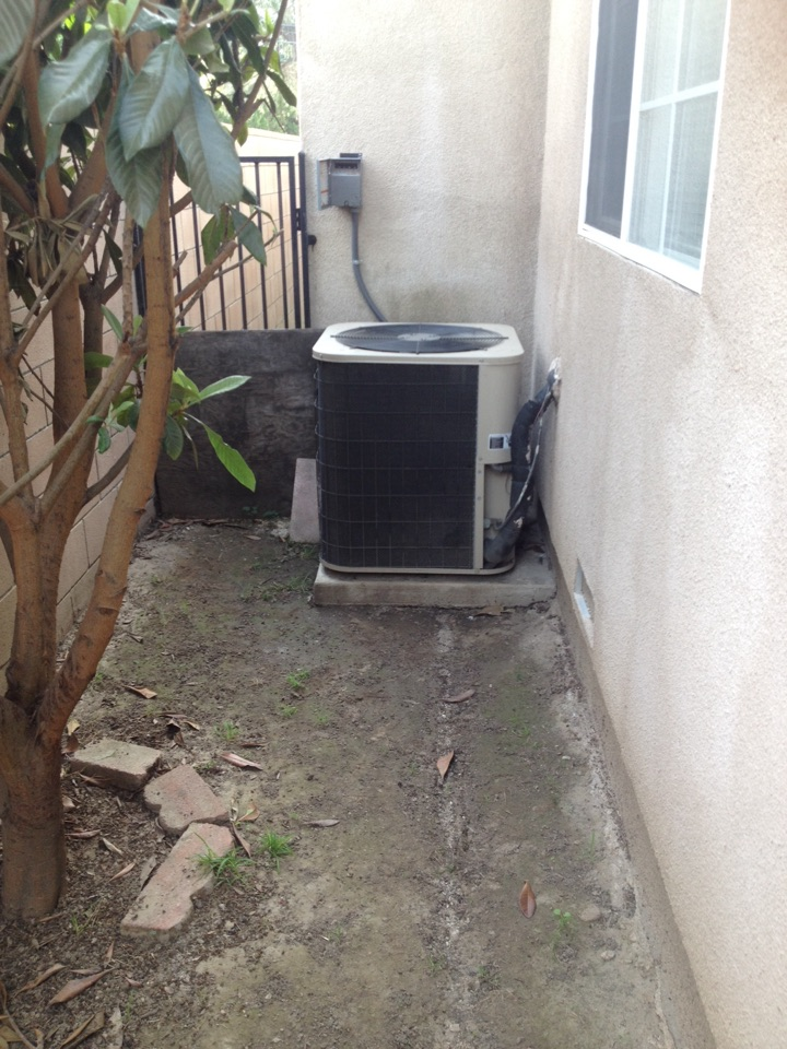 Rosemead, CA - Troubleshooting electrical components for airflow air conditioning system
