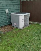 Monrovia, CA - Serviced carrier heating and air conditioning system