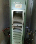 Monrovia, CA - Serviced old western heating system