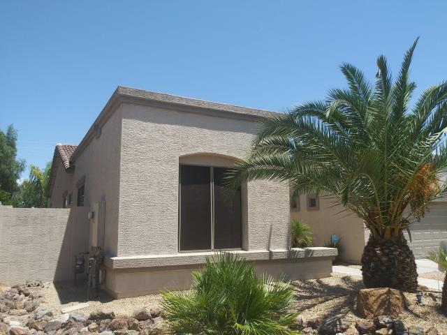 Chandler, AZ - Exterior painting project in Chandler completed yesterday.