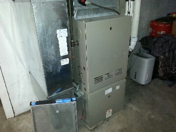 no heat Bryant furnace motherboard fault locate new board  return and installed heat is on