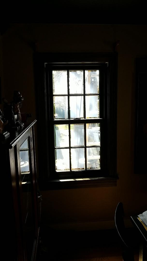 Louisville, KY - Installing Bronze Renewal by Andersen  windows in Cherokee Gardens.