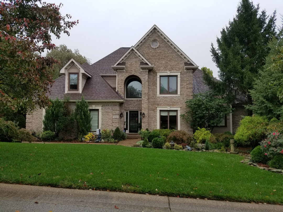 Prospect, KY - Awesome replacement window project. Why paint when you can get maintenance free in almost any color!