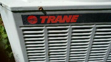 Bath, MI - Trane a/c maintenance service & check up.