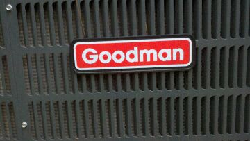 Bath, MI - Goodman a/c routine preventative maintenance.