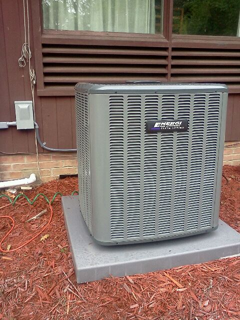 Charlotte, MI - Air Conditioner Replacement