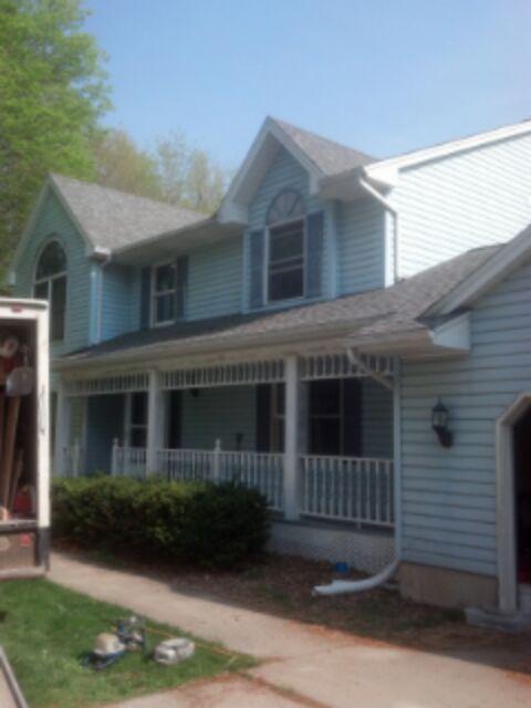 Grand Ledge, MI - attic insulation, airsealing, home energy improvements