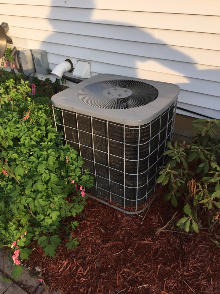 Windsor charter Township, MI - A/C repair.