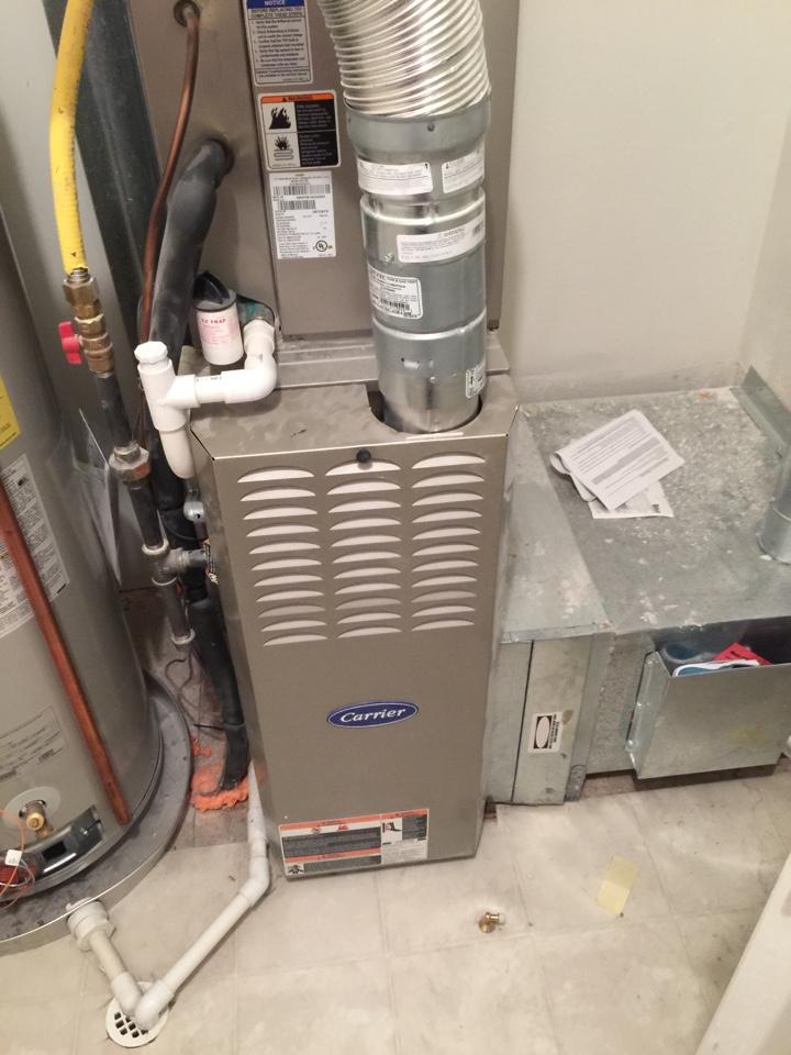 Delhi charter Township, MI - Air conditioning fix