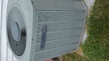 Riley, MI - Trane air conditioner repair and service.