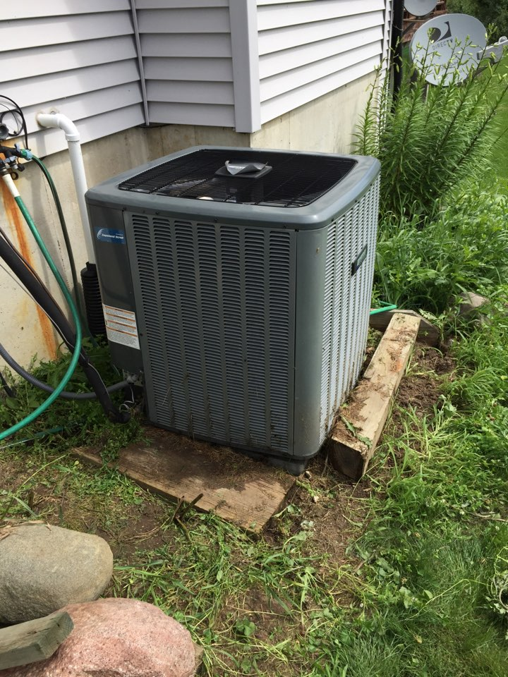 Eagle, MI - Furnace and A/C maintenance.