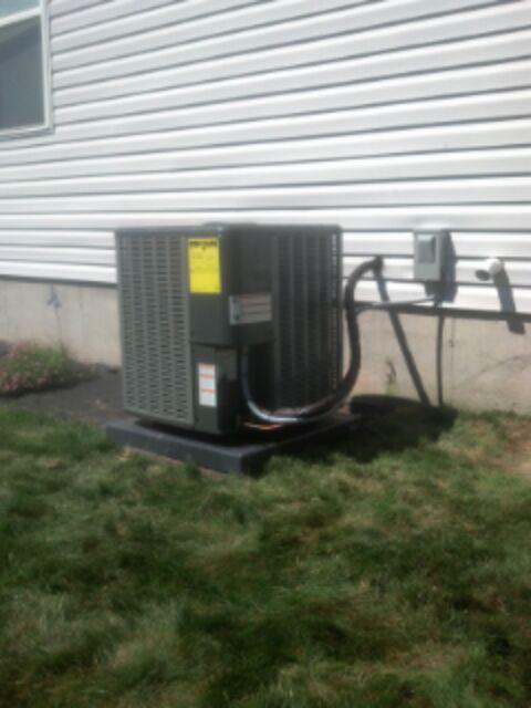 Delhi charter Township, MI - new air-conditioning installation