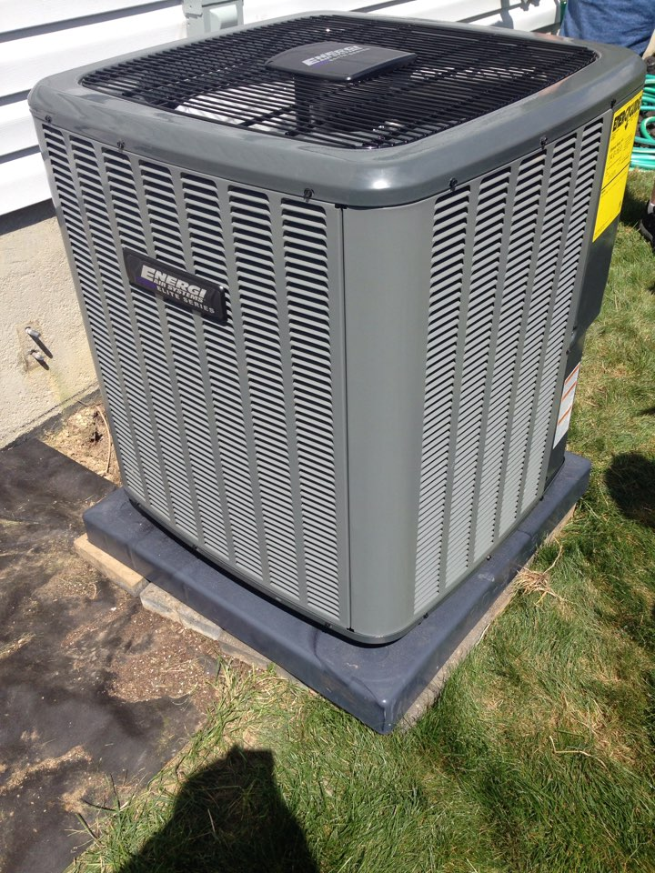 Delhi charter Township, MI - New Air Conditioning