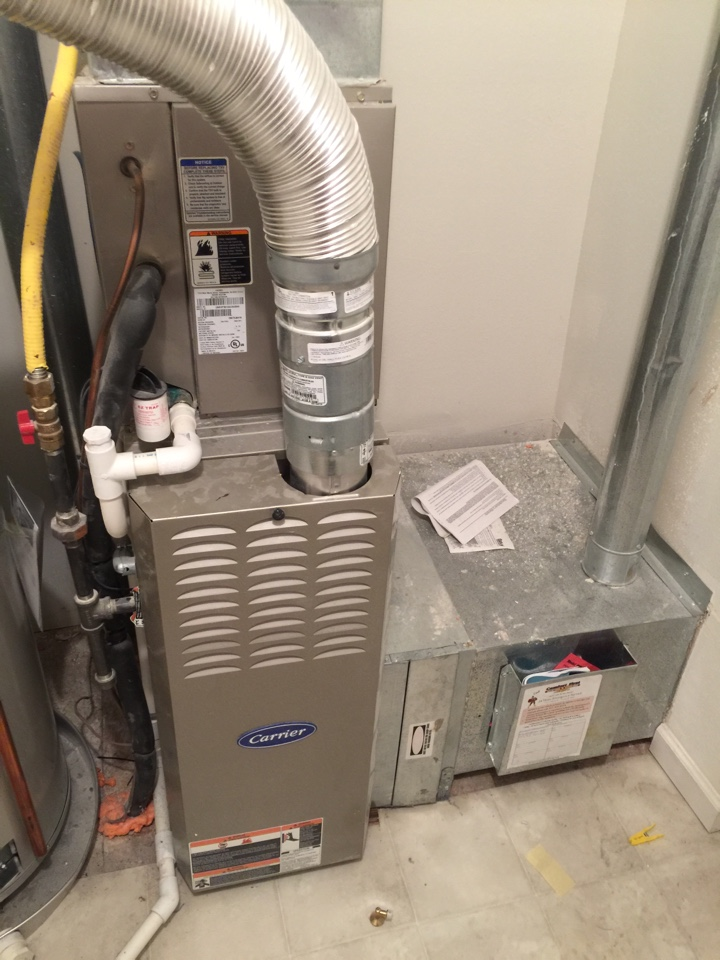 Delhi charter Township, MI - Furnace clean and check