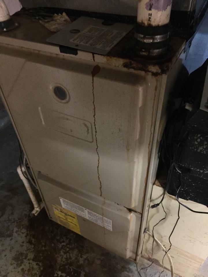 Grand Ledge, MI - Furnace repair