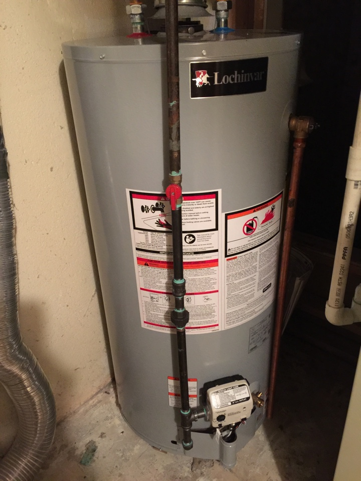 Grand Ledge, MI - Replace old water heater
