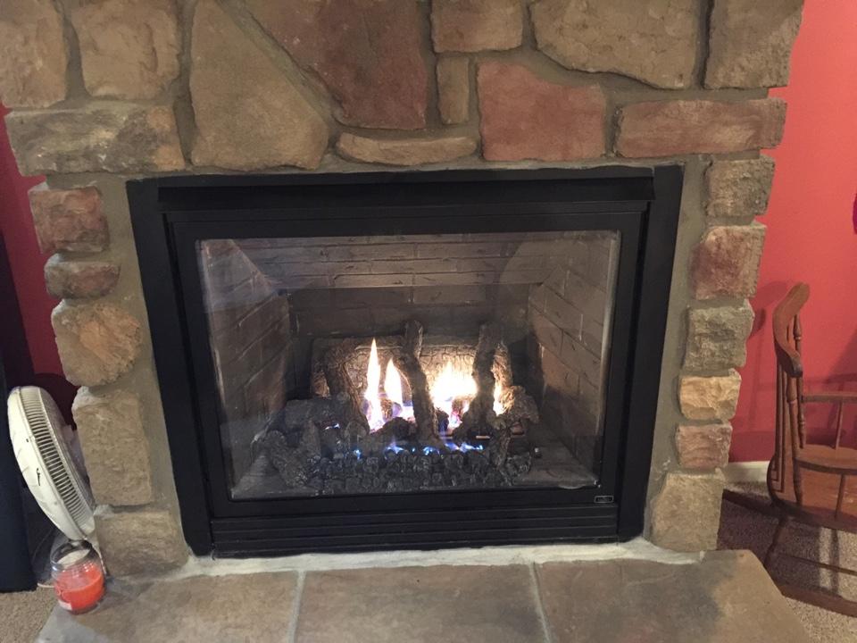 Delhi charter Township, MI - Fireplace repair