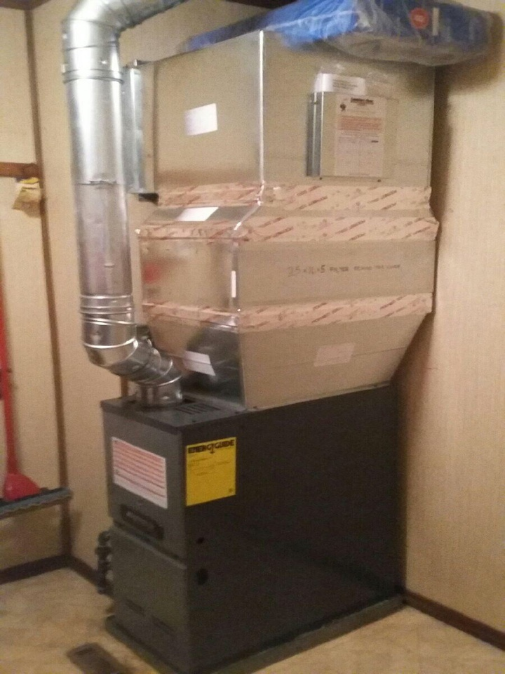Meridian charter Township, MI - Upgraded 80% furnace and water heater