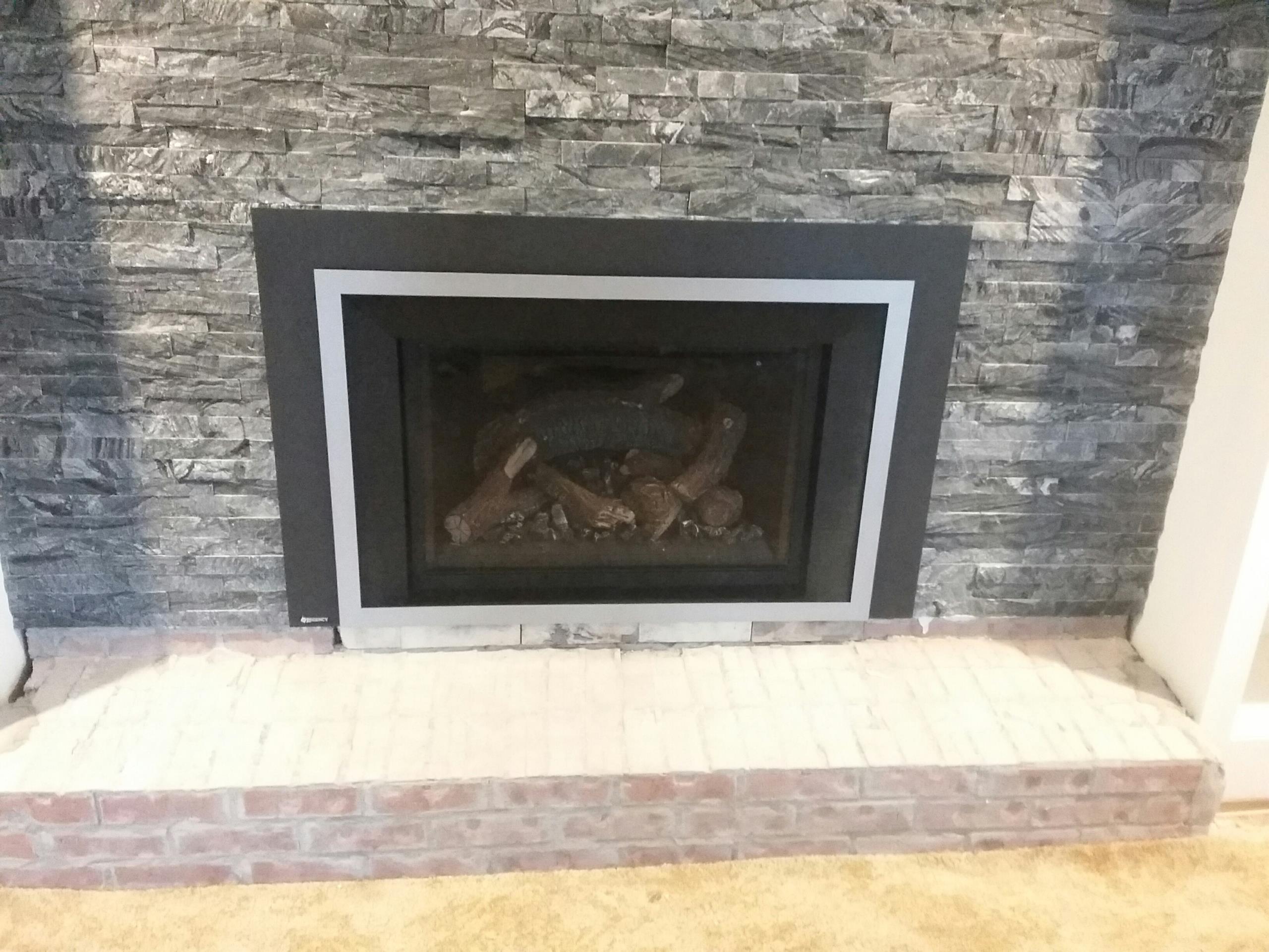 Grand Ledge, MI - Regency fireplace insert