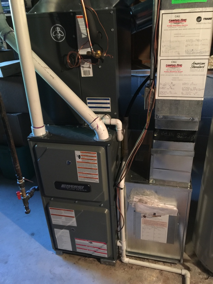 Meridian charter Township, MI - Furnace and Heat Pump maintenance